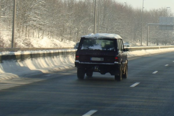 Land Rover Range Rover 1986