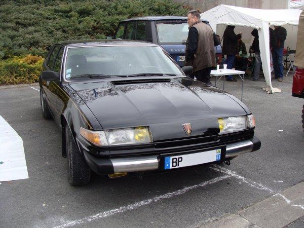 Rover SD1 1979