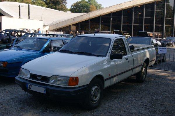 Ford Sierra P100 1989
