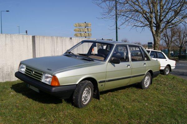 Talbot Solara 1984