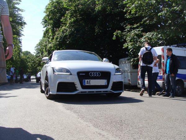 Audi TT-RS 2009