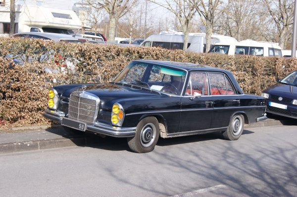 Mercedes 250 W108 1965