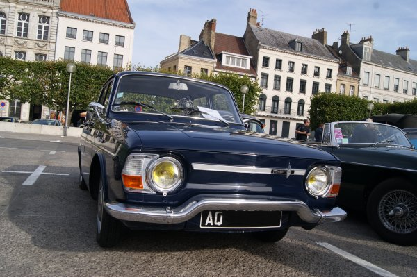 Renault 10 Major 1965