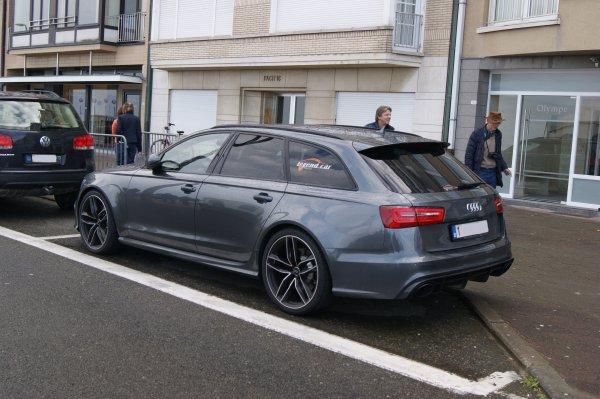Audi RS6 C7 2012