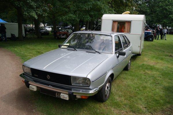 Renault 20 1976