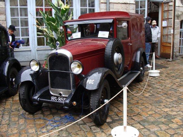 Citroën C4 IX 1931