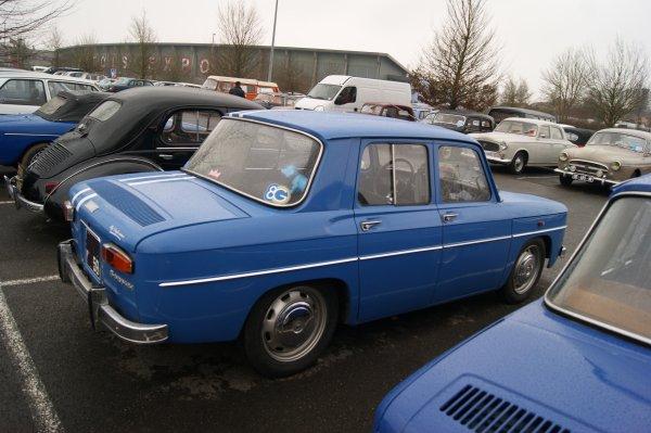 Renault 8 Gordini 1964