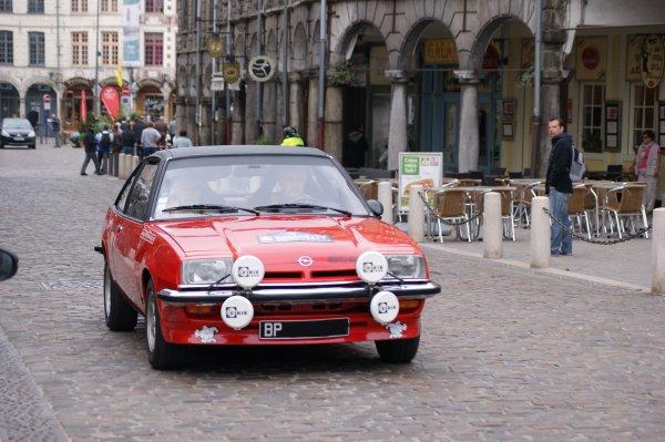 Opel Manta B GTE 1975