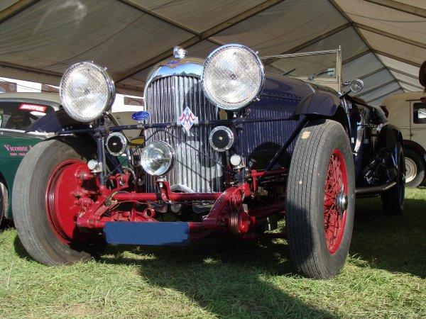 Bentley 3 Litre 1933