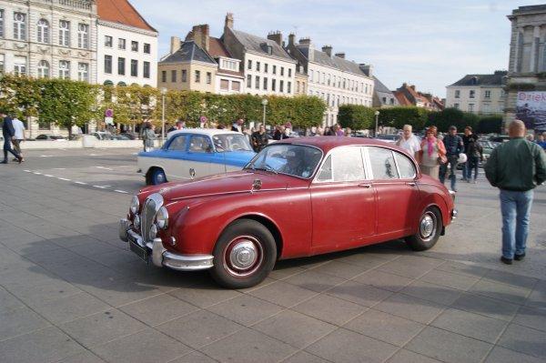 Daimler 250 V8 1963