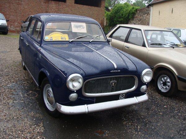 Peugeot 403-7 Confort 1963
