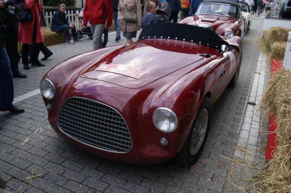 Fiat 1000 Barchetta Colli 1951