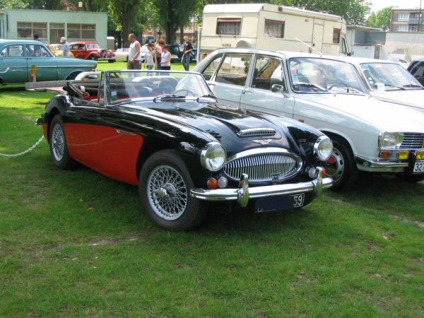 Austin-Healey 3000 MK III Phase 2 1965