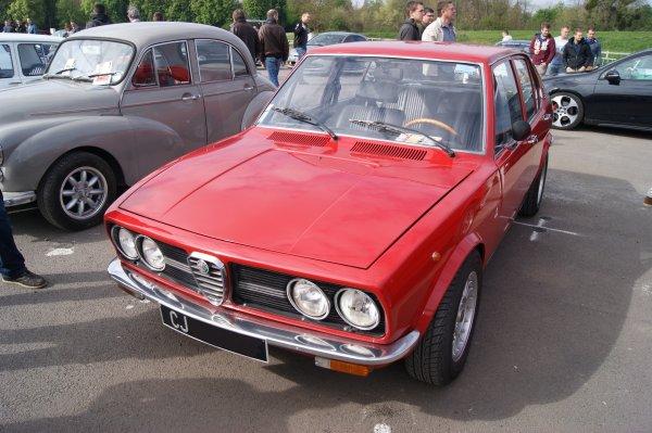 Alfa Romeo Alfetta 1977