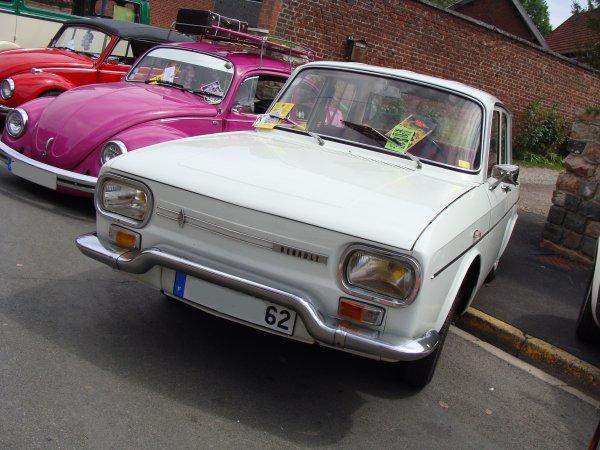 Renault 10 1968