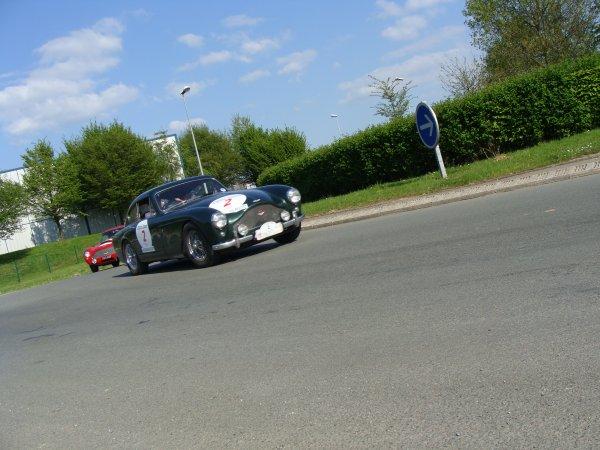 Aston Martin DB2/4 MK III 1957