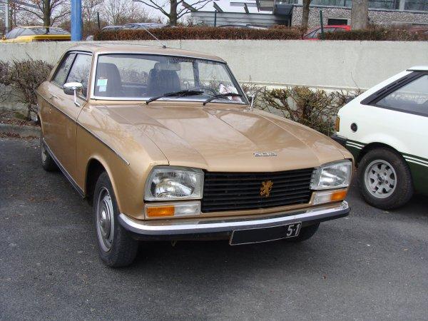 Peugeot 304 S 1972