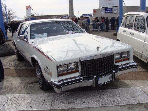 Cadillac Eldorado 1982
