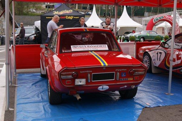 Lancia Fulvia HF 1970