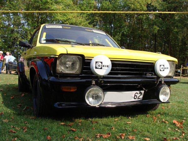 Opel Kadett C GTE 1976