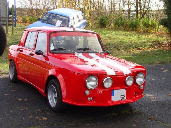 Renault 8 S 1968