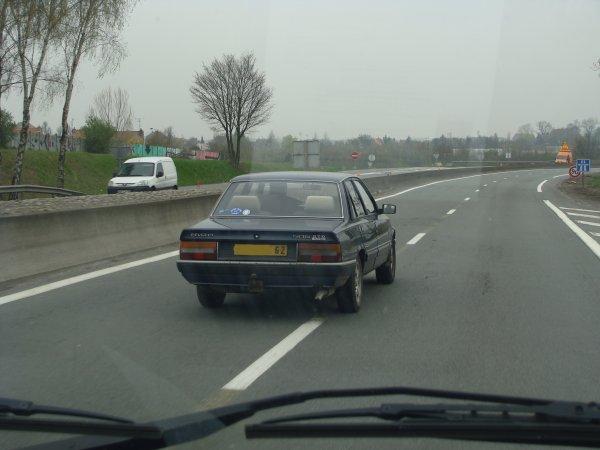 Peugeot 505 STD Turbo 1985