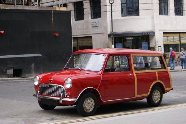 Austin Mini Countryman MK 1 1961