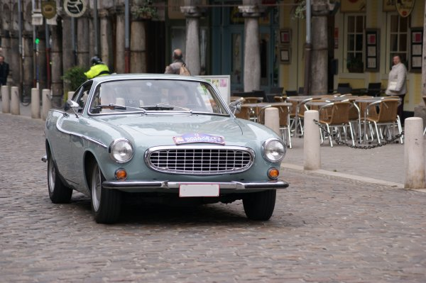 Volvo P 1800 S 1964