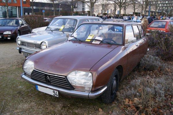 Citroën GSpecial 1977