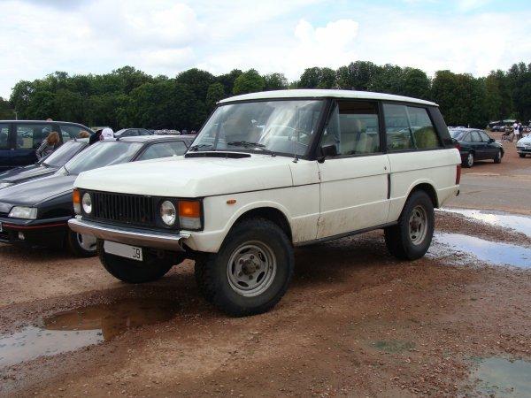 Range Rover 1978