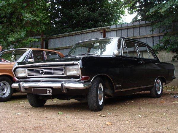 Opel Rekord B 1965