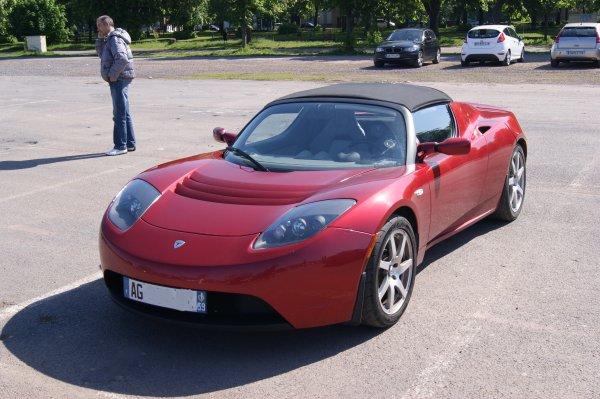 Tesla Roadster Sport 2006