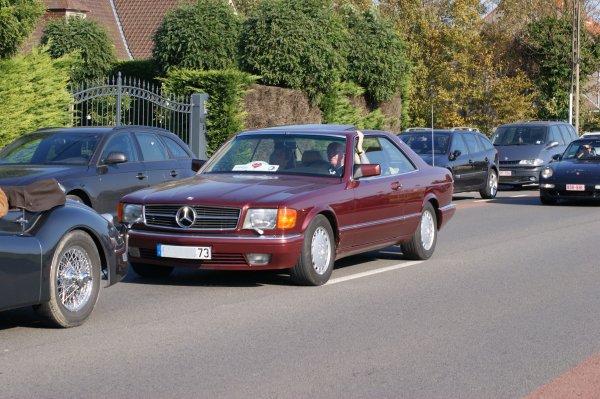 Mercedes 560 SEC C126 1985