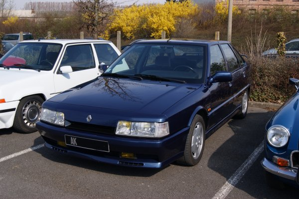 Renault 21 Turbo 1989