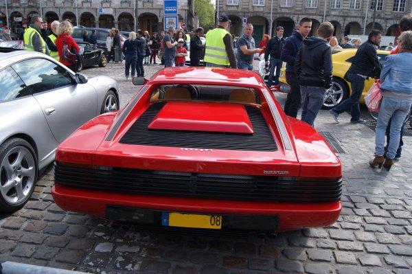 Ferrari Testarossa 1987