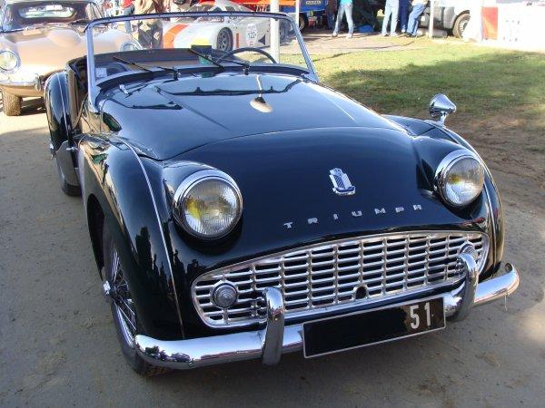 Triumph TR3 A 1957