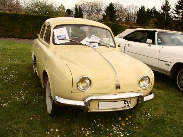 Renault Dauphine R1090 1956