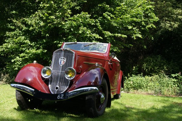 Peugeot 201 M 1937