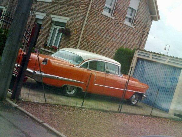 Cadillac De Ville 1956