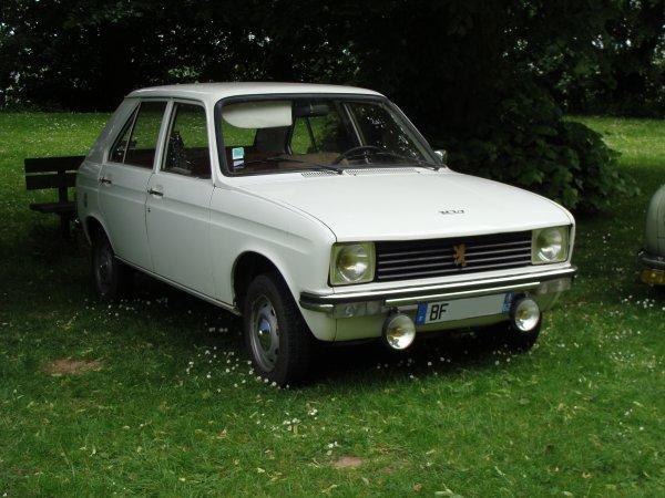 Peugeot 104 1972