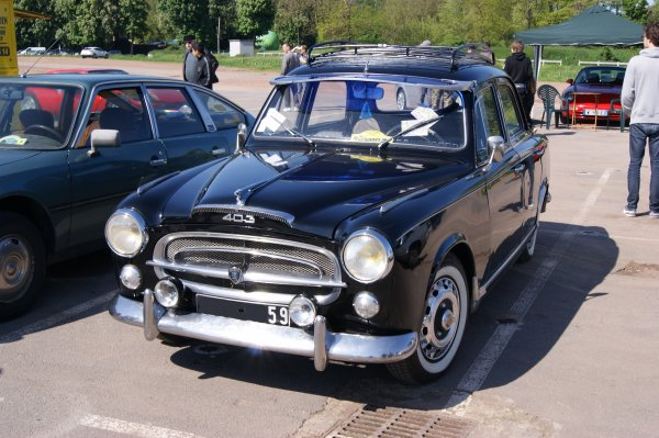 Peugeot 403 1956
