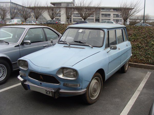 Citroën Ami 8 Break 1970