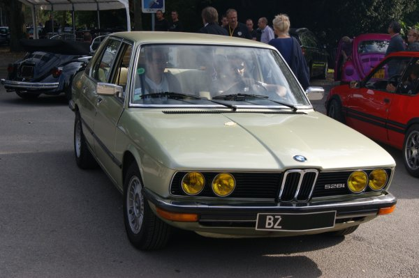 BMW Série 5 E12 1976