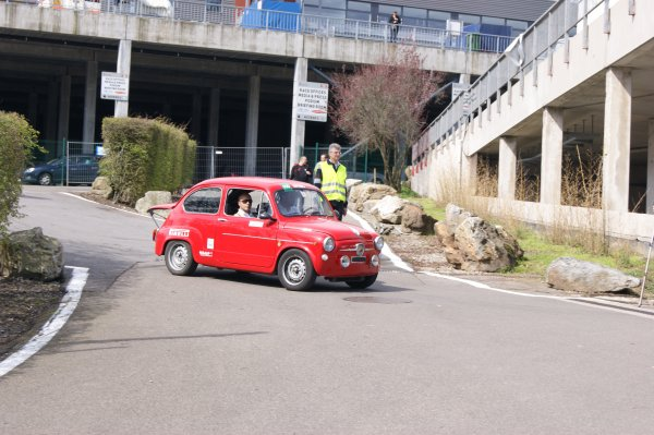 Fiat 600 Abarth 1959