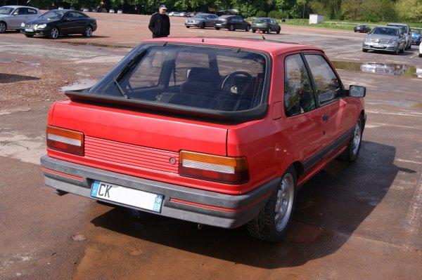 Peugeot 309 GTI 1986