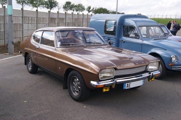 Ford Capri 1972
