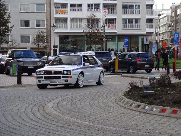 Lancia Delta HF Martini 5 1992