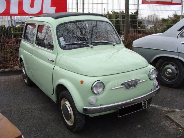 Autobianchi Giardiniera 1968