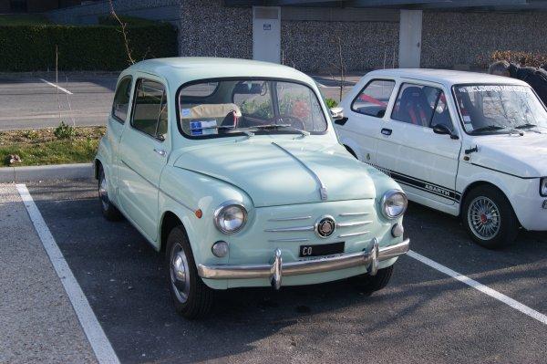 Fiat 600 D 1960