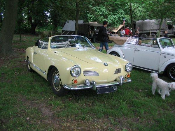 Volkswagen Karmann-Ghia Type 14 1959